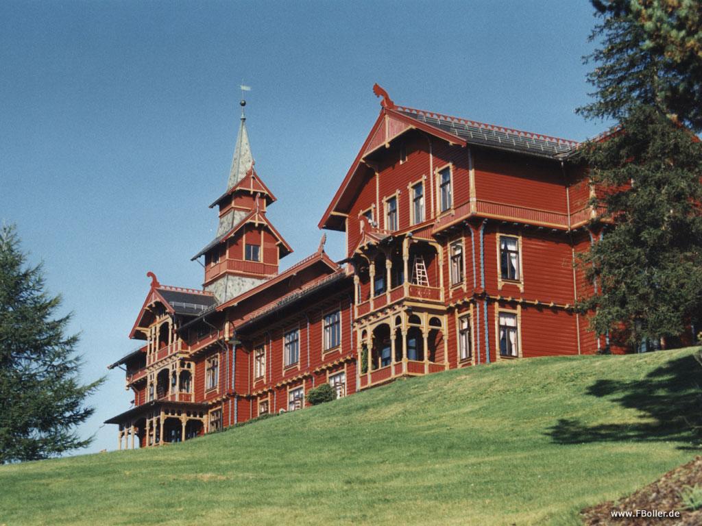 Rica Holmenkollen Park Hotel